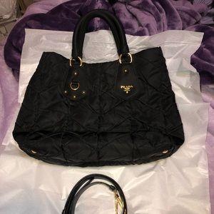 e5ead9cb4022 Prada Bags - 🔥BEAUTIFUL BLACK AUTHENTIC PRADA🔥